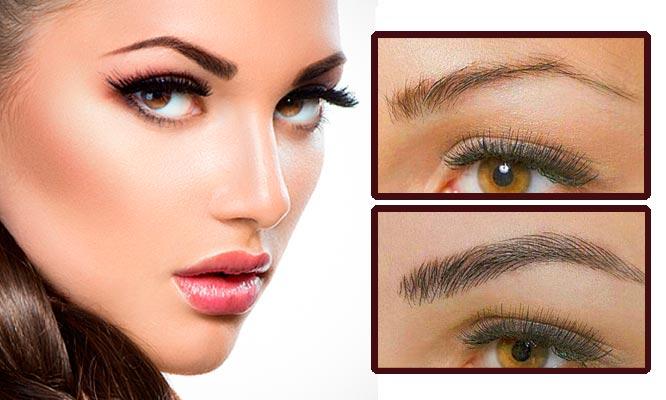 micropigmentación ceja